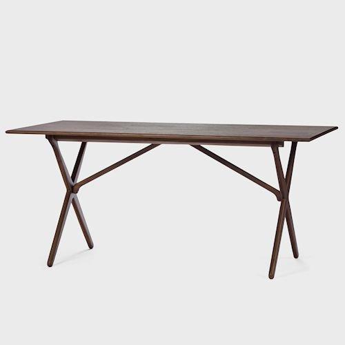 北欧リプロダクト/303クロスレッグダイニングテーブルメイン画像-デザイナーズ家具通販N PLUS