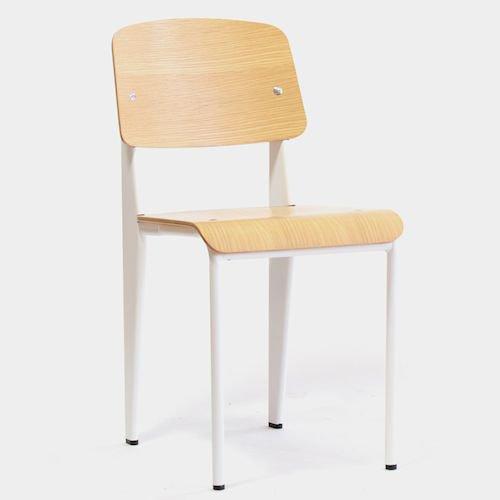 ジャン・プルーヴェ/StandardChairスタンダードチェアメイン画像-デザイナーズ家具通販N PLUS