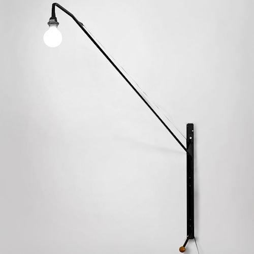 ジャン・プルーヴェ/ウォールランプPotenceポテンスリプロダクトメイン画像-デザイナーズ家具通販N PLUS