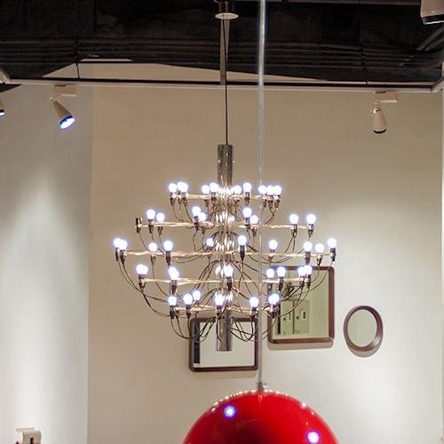 ジノ・サルファッティ/ValveLampバルブランプ30球W88cm詳細画像1
