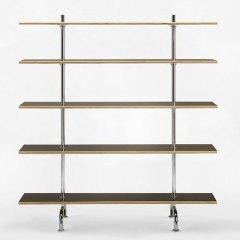 マルセル・ブロイヤー/BookcaseブックケースH177cm
