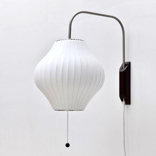ジョージ・ネルソン/BubbleLampバブルランプウォールスコンス【Pearペア】詳細画像-デザイナーズ家具通販N PLUS