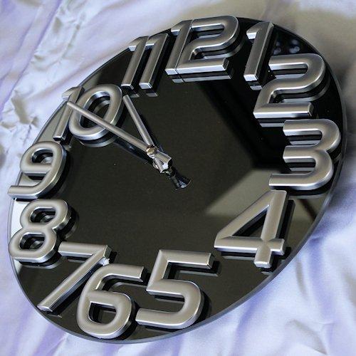ジョージ・ネルソン/MirrorWallClockミラーウォールクロックVerichron詳細画像3