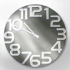 ジョージ・ネルソン/MirrorWallClockミラーウォールクロックVerichron-デザイナーズ家具通販N PLUS