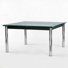ル・コルビジェ/LC10ローテーブル【W70×D70】スティールライン社製