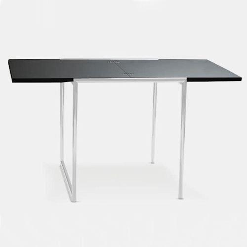 アイリーン・グレイ/フォールディングテーブルJEAN/イタリアスティールライン詳細画像-デザイナーズ家具通販N PLUS