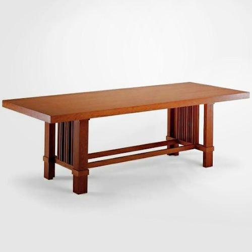 フランク・ロイド・ライト/タリアセンダイニングテーブル2サイズ詳細画像-デザイナーズ家具通販N PLUS