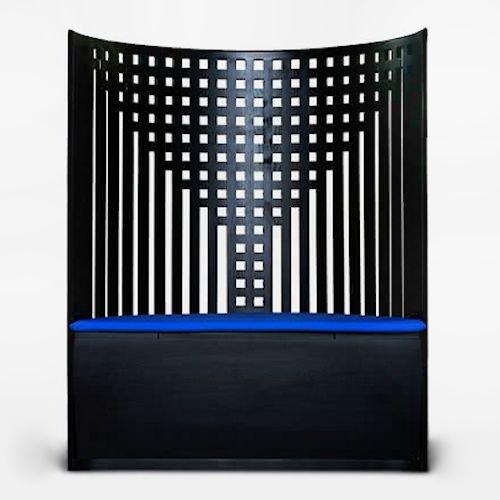 チャールズ・レニー・マッキントッシュ/ウィローWillow1【ファブリック】メイン画像-デザイナーズ家具通販N PLUS