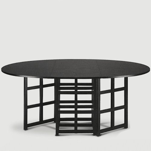 チャールズ・レニー・マッキントッシュ/D.S.1フォールディングテーブル詳細画像-デザイナーズ家具通販N PLUS