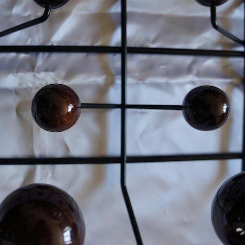 チャールズ&レイ・イームズ/ハングイットオールタイプWB【ウォールナットカラー×ブラック】詳細画像4