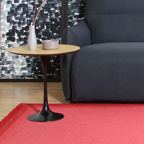 エーロ・サーリネン/ペデスタルチューリップサイドテーブル【MDF天板Φ52cm】詳細画像1