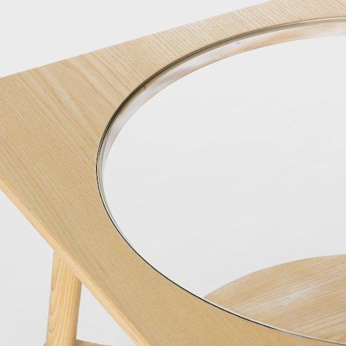 ショーン・ディックス/CutoutLowTableカットアウトローテーブルA【60×60cm】詳細画像11