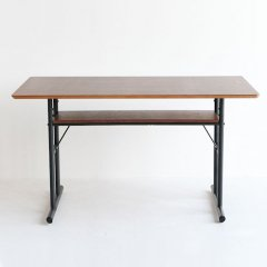デザイナーズスタイル/FRPガラスサイドテーブルA3217【H55cm】