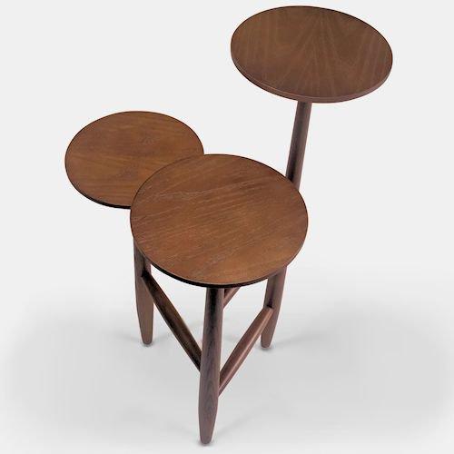 ショーン・ディックス/TripodPedestalトライポッドペデスタルテーブルメイン画像-デザイナーズ家具通販N PLUS