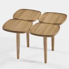 ショーン・ディックス/PetalLowTableペタルローテーブルA【50×50cm】-デザイナーズ家具通販N PLUS