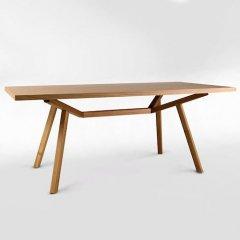 ショーン・ディックス/ForteTableフォルテダイニングテーブル【MDF突板天板180×90cm】