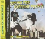ECOPUNK FOR CAFFEINE PIOPLE VOL.1(CD) ☆★