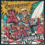 IT'S OUTRAGEOUS!! by NO GAIN(CD) ☆★