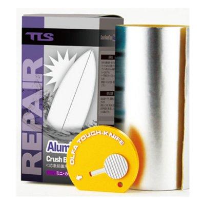 【TOOLS】 ツールス TLS クラッシュテープ(アルミ)/SG-227