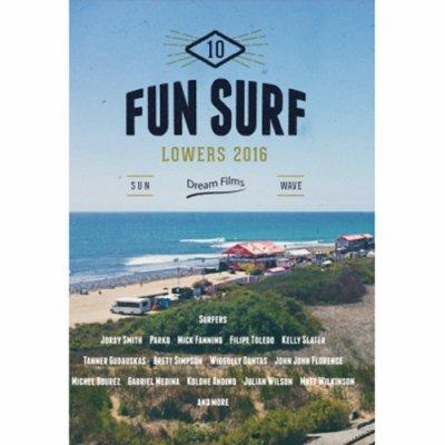 FUN SURF 10 【ファンサーフ10】/DVSV-1381