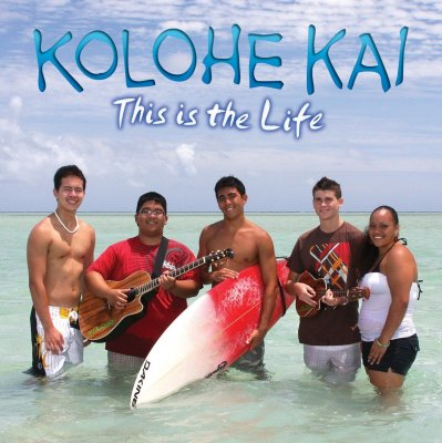 This Is the Life  / Kolohe Kai(CD) ☆★<img class='new_mark_img2' src='//img.shop-pro.jp/img/new/icons25.gif' style='border:none;display:inline;margin:0px;padding:0px;width:auto;' />