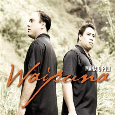 Mana'o Pili  / Waipuna (CD) ☆★<img class='new_mark_img2' src='https://img.shop-pro.jp/img/new/icons25.gif' style='border:none;display:inline;margin:0px;padding:0px;width:auto;' />