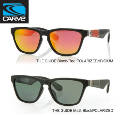 [CARVE/カーブ]SUNGLASSES【サングラス】 THE GUIDE / SGCV-141