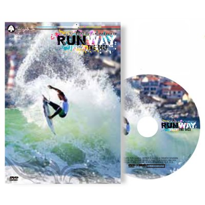 RUNWAY2 -THROW THE DICE- 〔ランウェイ2〕/  DVSV-1411