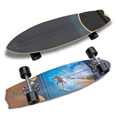 <img class='new_mark_img1' src='//img.shop-pro.jp/img/new/icons1.gif' style='border:none;display:inline;margin:0px;padding:0px;width:auto;' />【Surf Skate】サーフスケート AUSTIN KEEN PRO MODEL TUBE 33