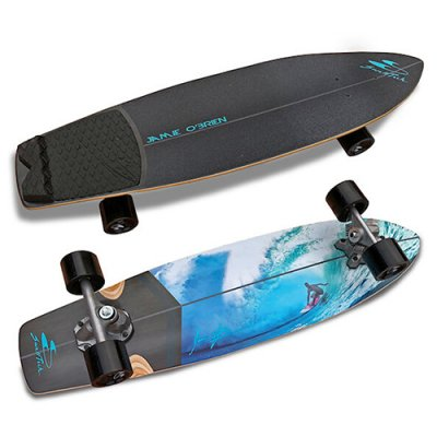 <img class='new_mark_img1' src='//img.shop-pro.jp/img/new/icons1.gif' style='border:none;display:inline;margin:0px;padding:0px;width:auto;' />【Surf Skate】サーフスケート JAMIE O'BRIEN PRO MODEL BANZAI 34