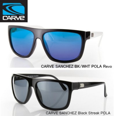 <img class='new_mark_img1' src='//img.shop-pro.jp/img/new/icons29.gif' style='border:none;display:inline;margin:0px;padding:0px;width:auto;' />[CARVE/カーブ]SUNGLASSES【サングラス】Sanchez / SGCV-37