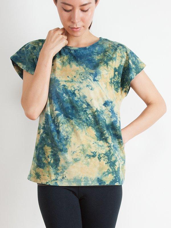 [Bali]ナチュラルダイTシャツ