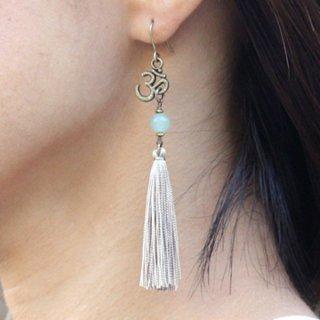 <VANI COLLECTION>タッセルピアス/Tassel Earrings