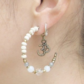 <VANI COLLECTION>トゥルシーピアス/Tulsi Earrings