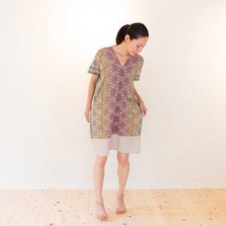 ハンドウーヴンドレス / Hand Woven Dress