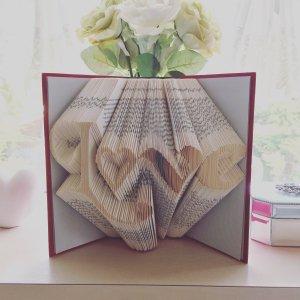 Book Art ブックアート【Love】