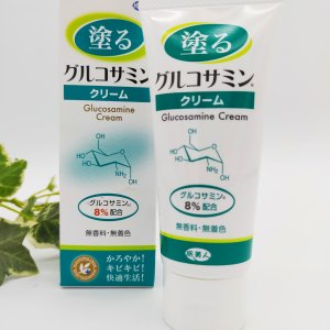 塗る グルコサミンクリーム 60g  ※こちらの商品は1つのお値段です。