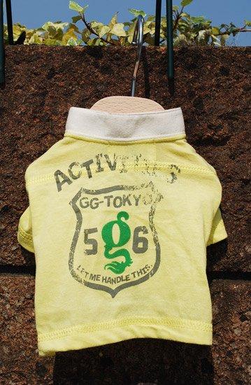 GGエコロジストTシャツ