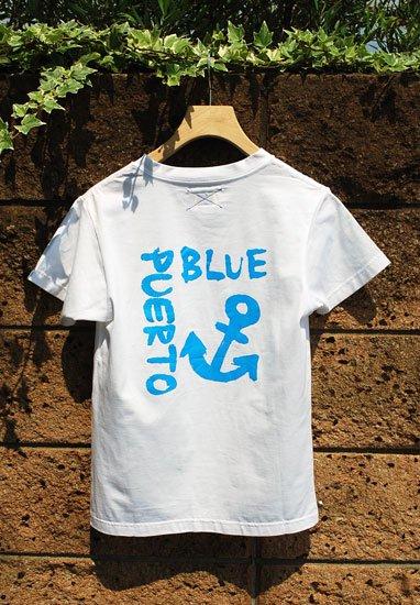 マリンプリントTシャツ(人用)