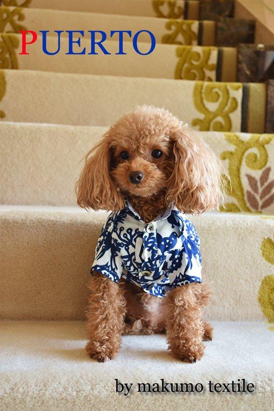 森の万華鏡 半袖シャツ by makumo textile