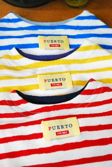 マリンボーダーTシャツ(3色)