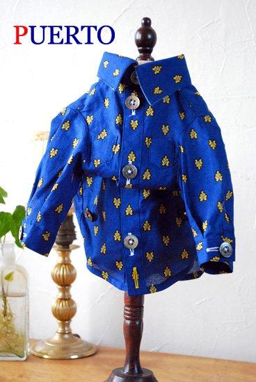 プロバンスシャツ(BL)