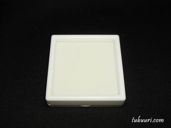 ルースケース(ホワイト)約60x60x20mm【1個150円】