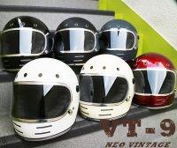 送料無料【フリップアップシールド付き フルフェイス ヘルメット】全6カラー VT-9 シールド付き SG規格 全排気量適合