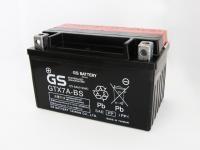 【保証書付き】 YTX7A互換 台湾GSバッテリー GTX7A-BS アドレスV125 / マジェスティ125 / シグナスX