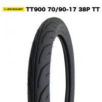 DUNLOP製 TT900 70/90-17 38P TT ハンターカブCT125 クロスカブ110 リトルカブ等に チューブタイプ 新品 タイヤ 交換