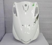 台湾SUZUKI 純正アドレスV125/G 5期FI  レッグシールド(ホワイト)