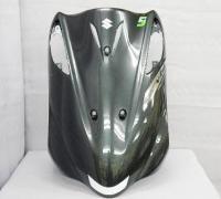 台湾SUZUKI純正アドレスV125/G 5期FI レッグシールド(グレー)