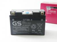 180日補償付き 台湾GSバッテリー GT9B-4(YT9B-BS互換)
