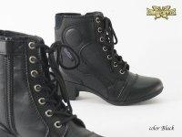 DAMMFLAPPER CINDY BOOTS  - ダムフラッパーシンディブーツ -【エンジニアブーツ】【バイクブーツ】【レディース】